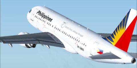 Philippine Airlines — изменить данные пассажира