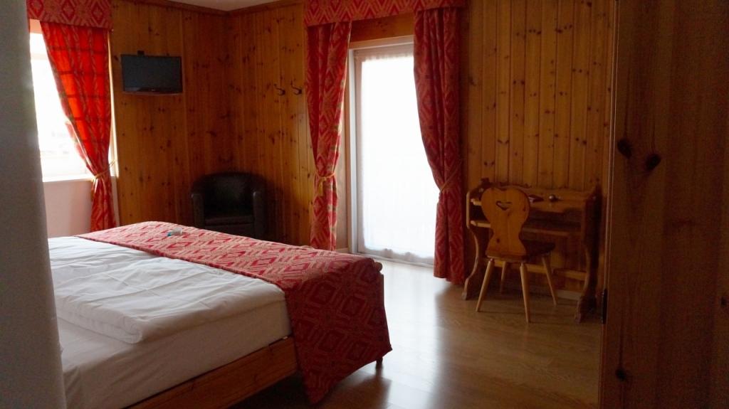 Кортина д'Ампеццо: Hotel Aquila