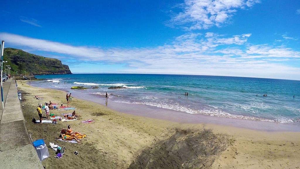 Азорские острова: Санта Мария - Praia Formosa