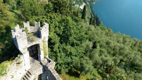 Комо: Замок Castello di Vezio