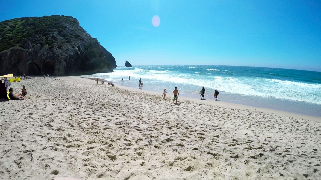 Пляж Praia da Adraga