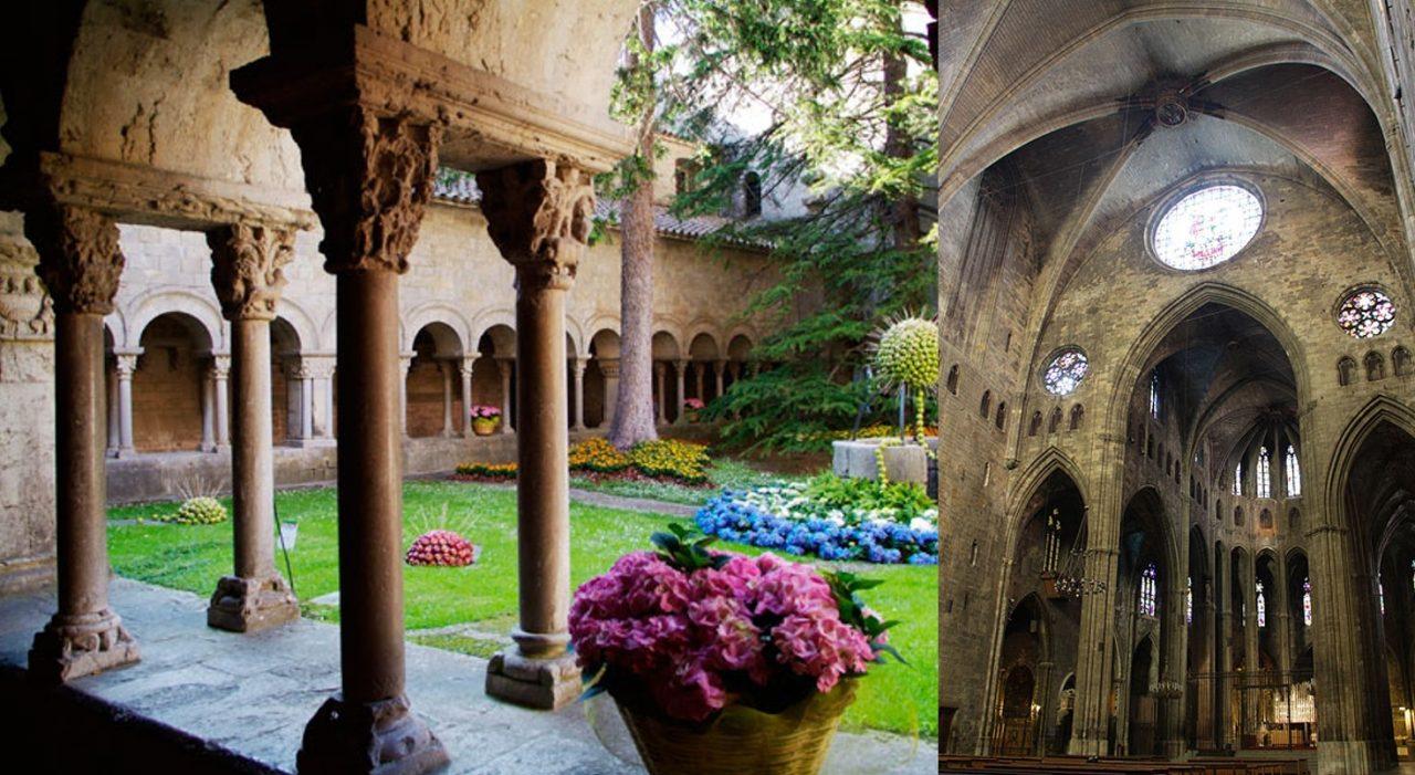 Жирона, Испания: Музей Кафедрального собора