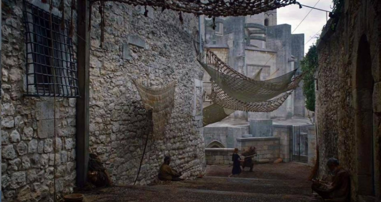 Игра престолов в Жироне