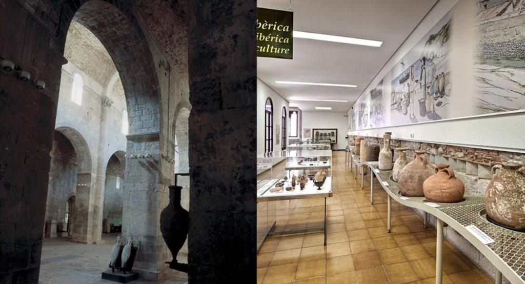 Жирона, Испания: музей археологии