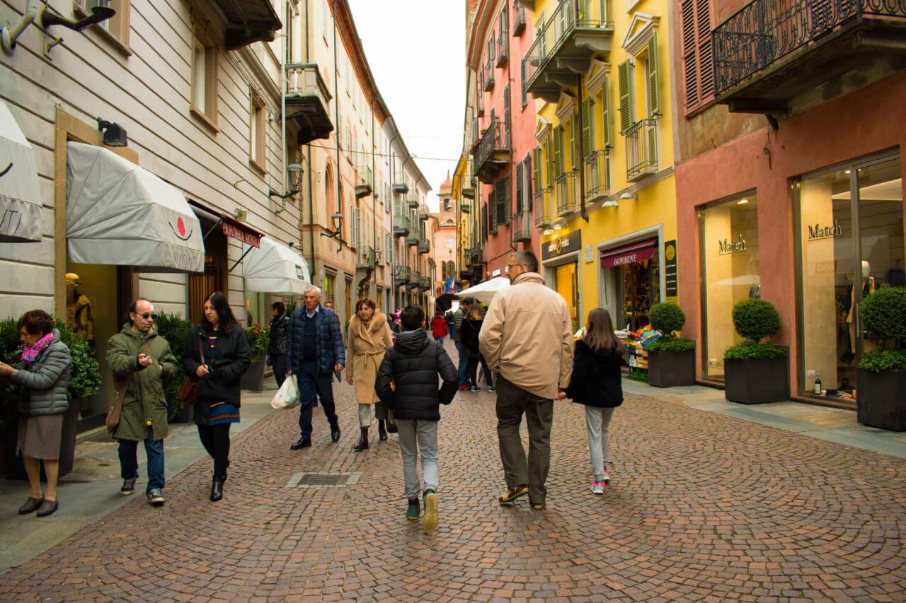 Альба, Италия