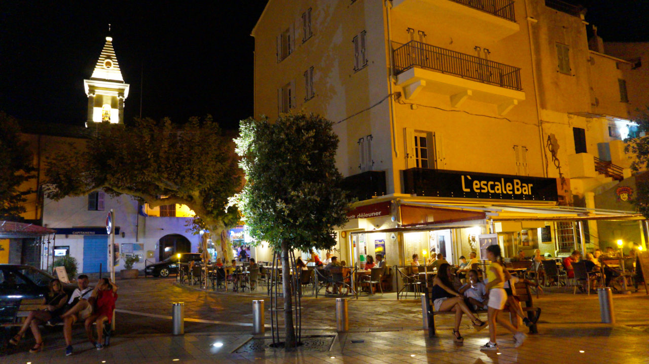 Остров Корсика: город Сен-Флоран