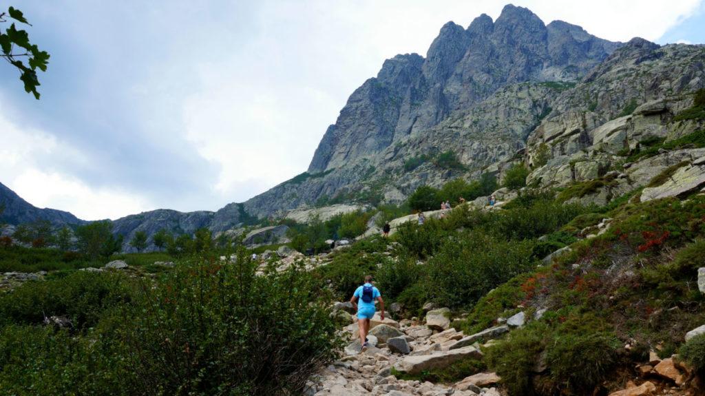 Остров Корсика: долина Gorges de la Restonica