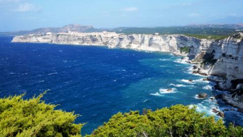 Остров Корсика, Франция