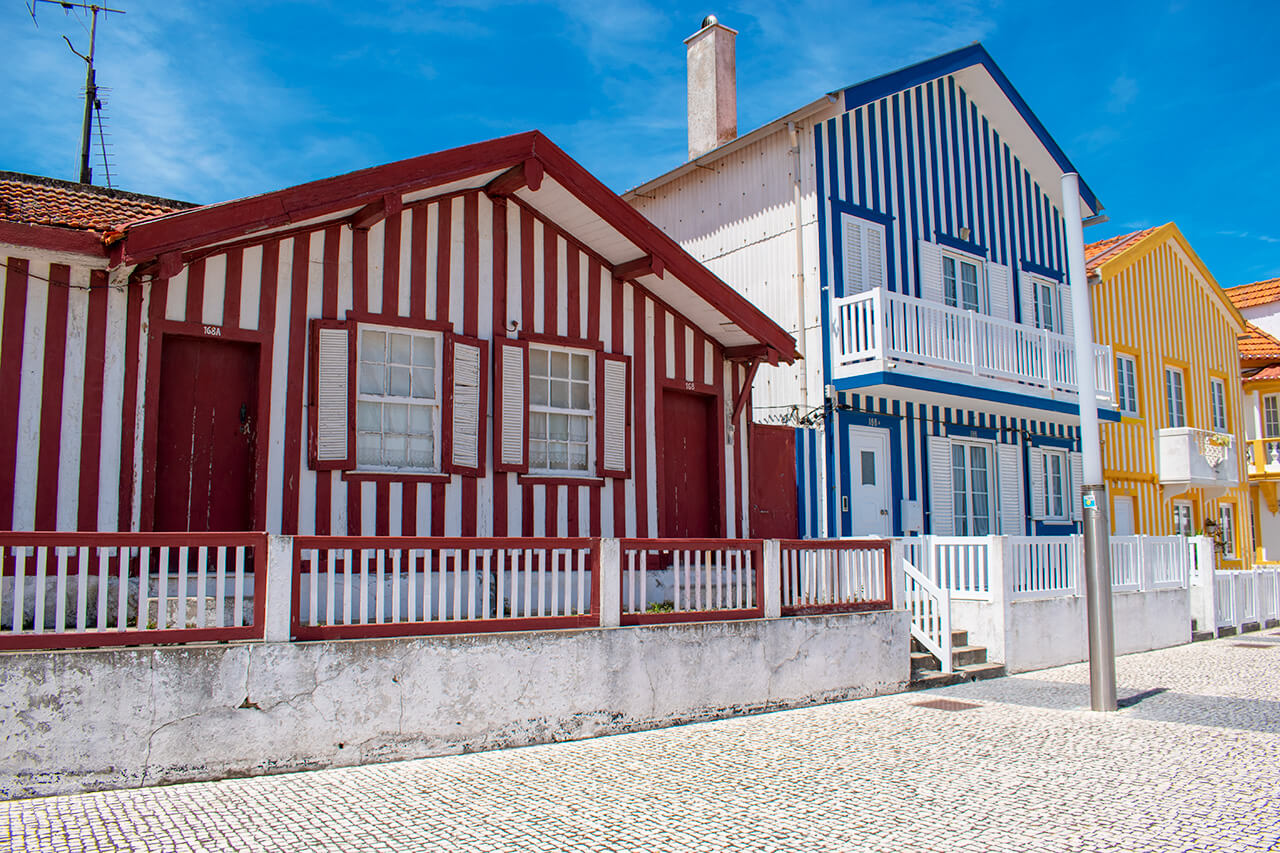Кошта-Нова, Португалия