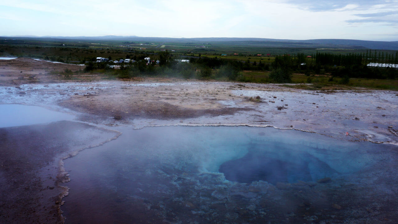 Достопримечательности Исландии: Долина Хёкадалюр