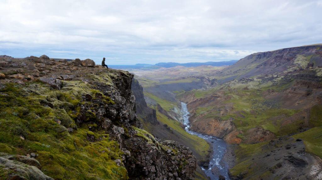 Достопримечательности Исландии: водопад Хауифосс