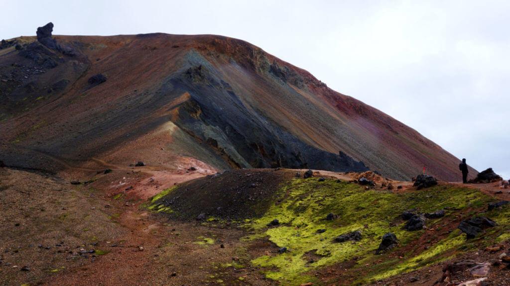 Ландманналаугар: вулкан Brennisteinsalda