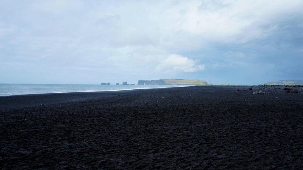 Достопримечательности Исландии: мыс Dyrholaey