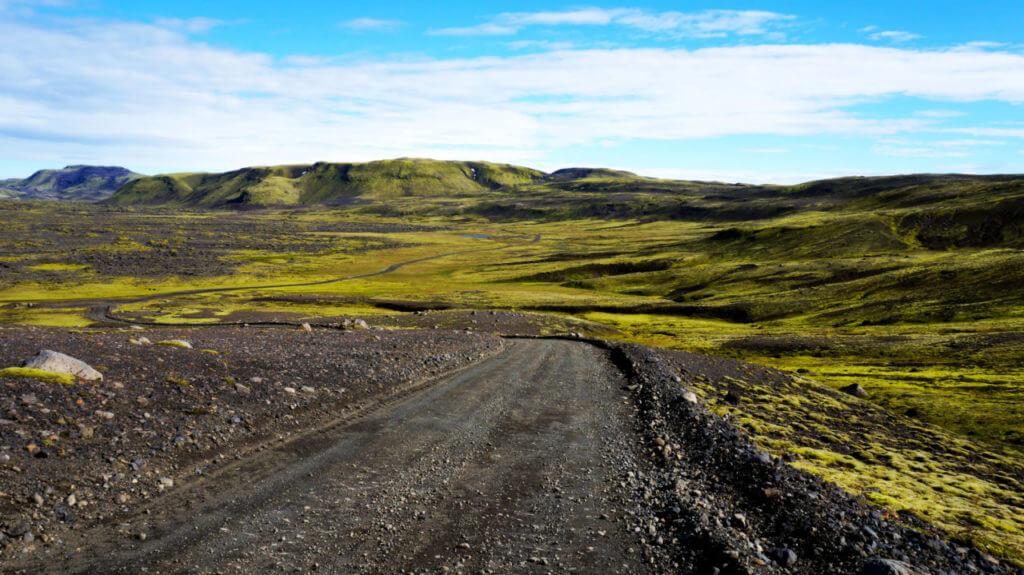 Вулкан Лаки, Исландия: дорога Вулкан Лаки Исландия Вулкан Лаки, Исландия Iceland 174 1024x575