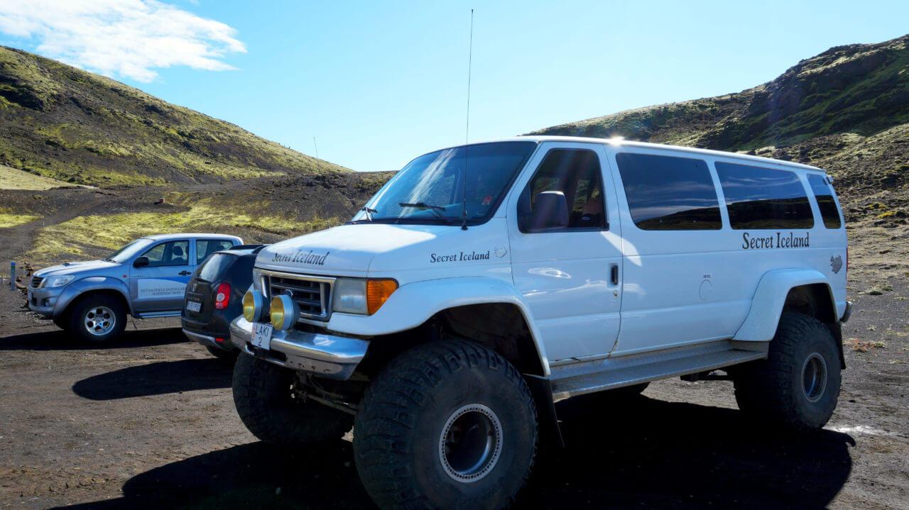 Вулкан Лаки: экскурсии