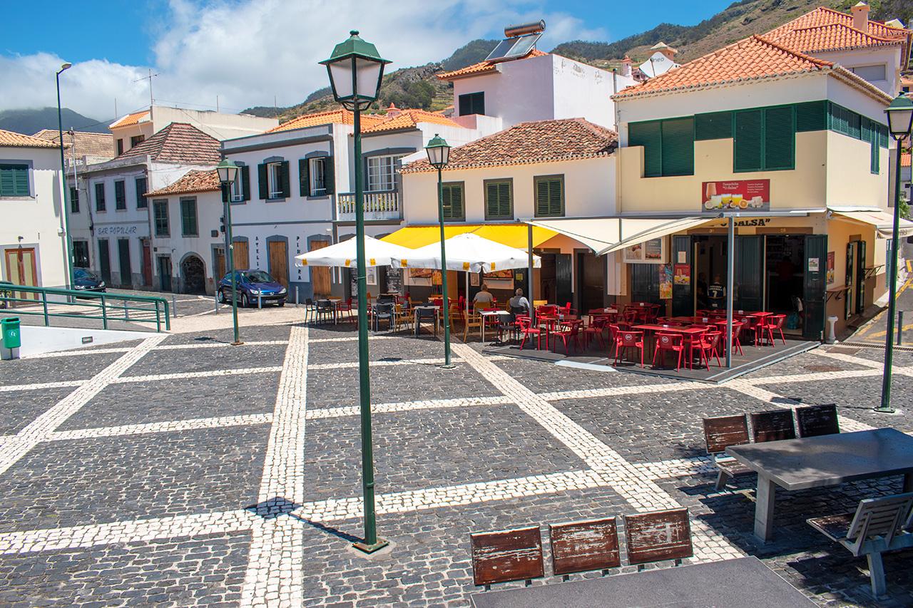 Мадейра, Португалия: город Машику