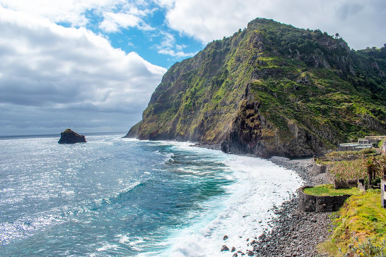 Мадейра, Португалия: Ponta de São Jorge