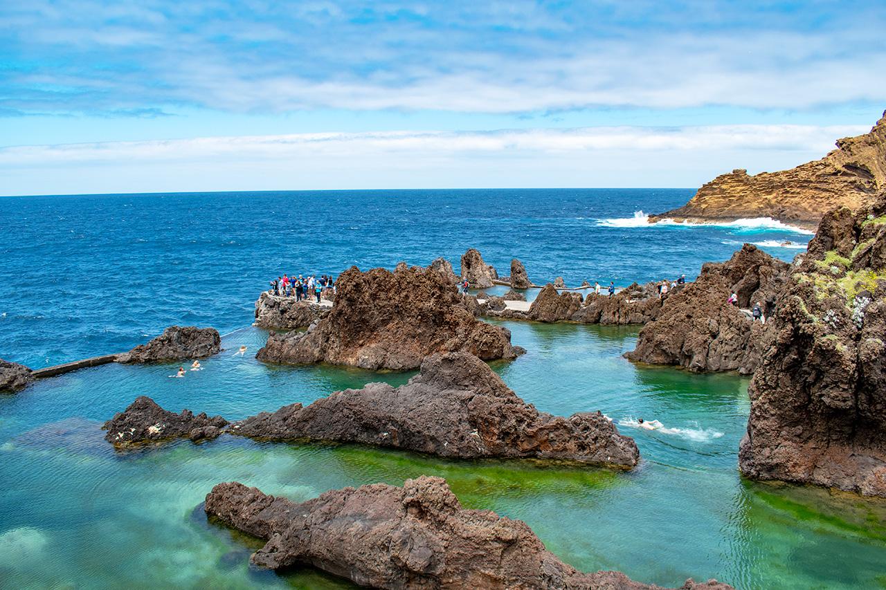 Мадейра, Португалия: Порту-Мониш