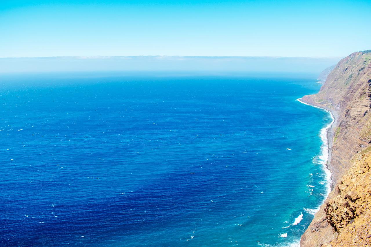 Мадейра, Португалия: смотровая Ponta do Pargo