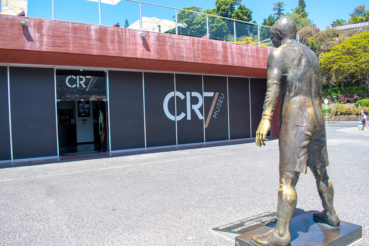Мадейра, Португалия: музей Криштиану Роналду