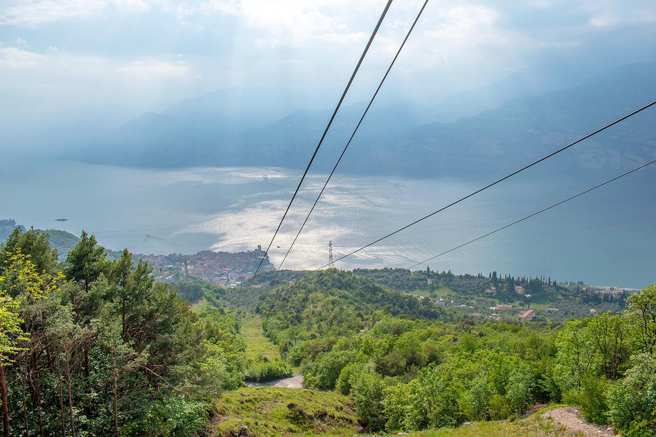 Канатная дорога Монте Бальдо