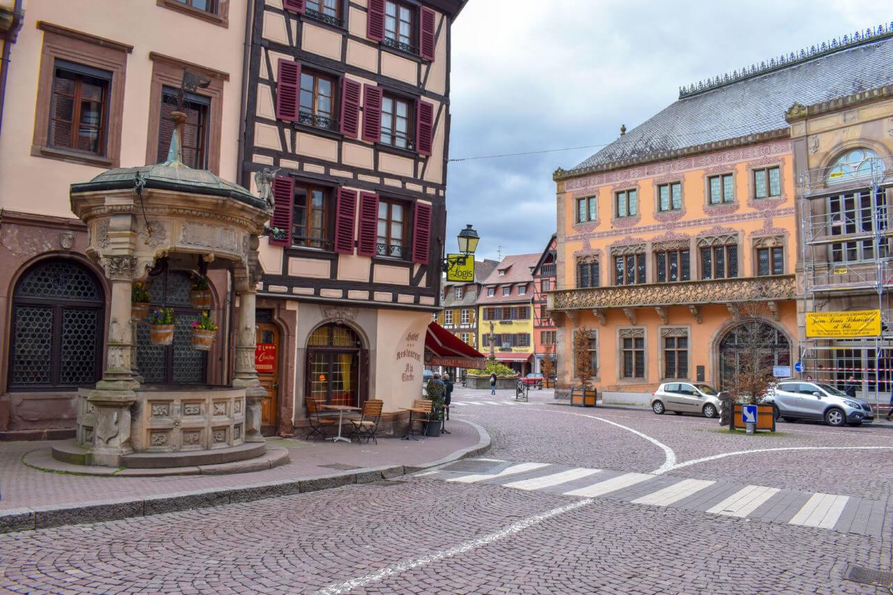 Оберне, Франция