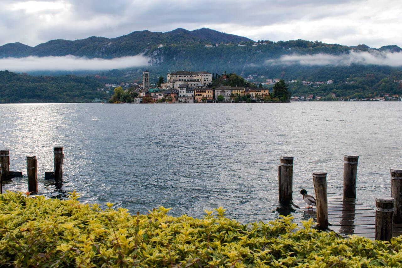 Остров Isola di San Giulio Орта-Сан-Джулио Италия Орта-Сан-Джулио, Италия Orta San Jiulio 15