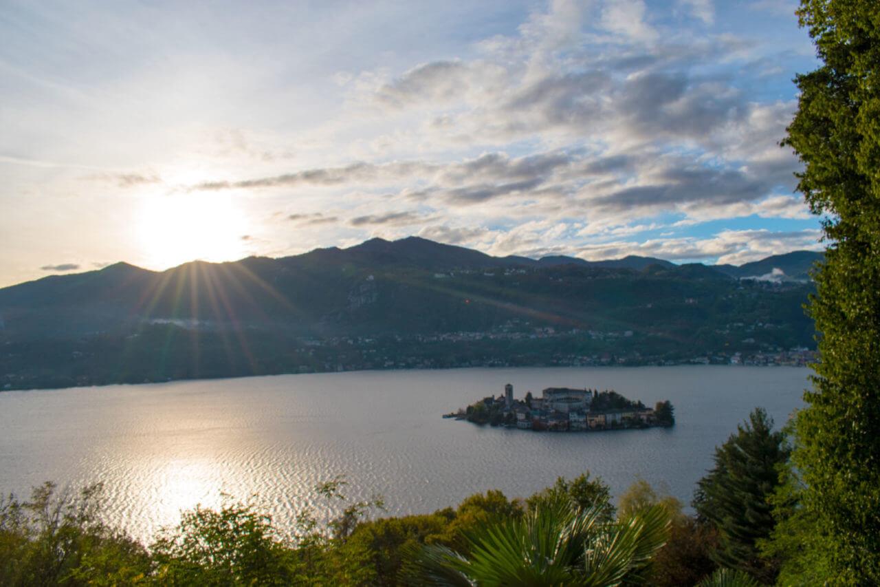Орта-Сан-Джулио: Sacro Monte