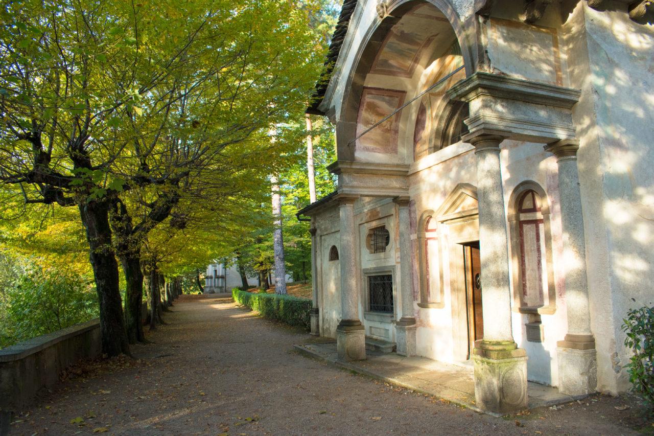 Орта-Сан-Джулио: Sacro Monte Орта-Сан-Джулио Италия Орта-Сан-Джулио, Италия Orta San Jiulio 22