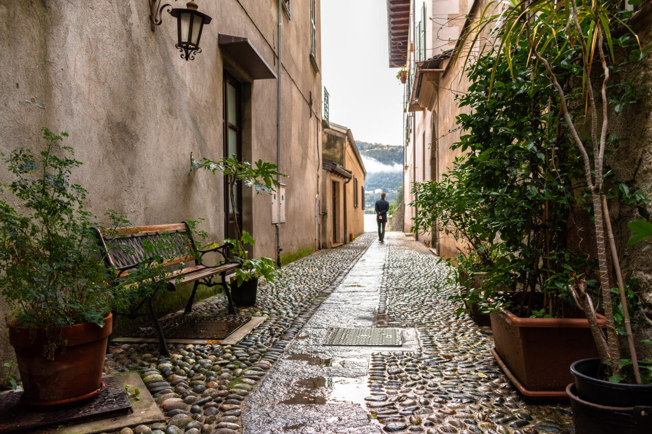 Орта-Сан-Джулио, Италия