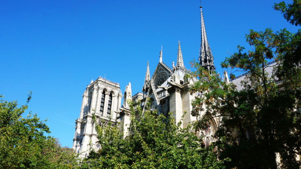 Париж за 2 дня: собор Нотр-Дам-де-Пари париж туры париж все об париже что смотреть париж Париж за 2 дня Paris 02 1024x575