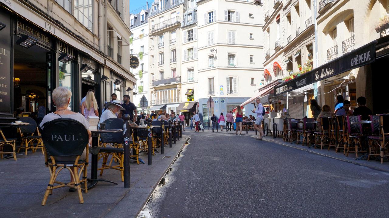 Париж за 2 дня: Латинский квартал