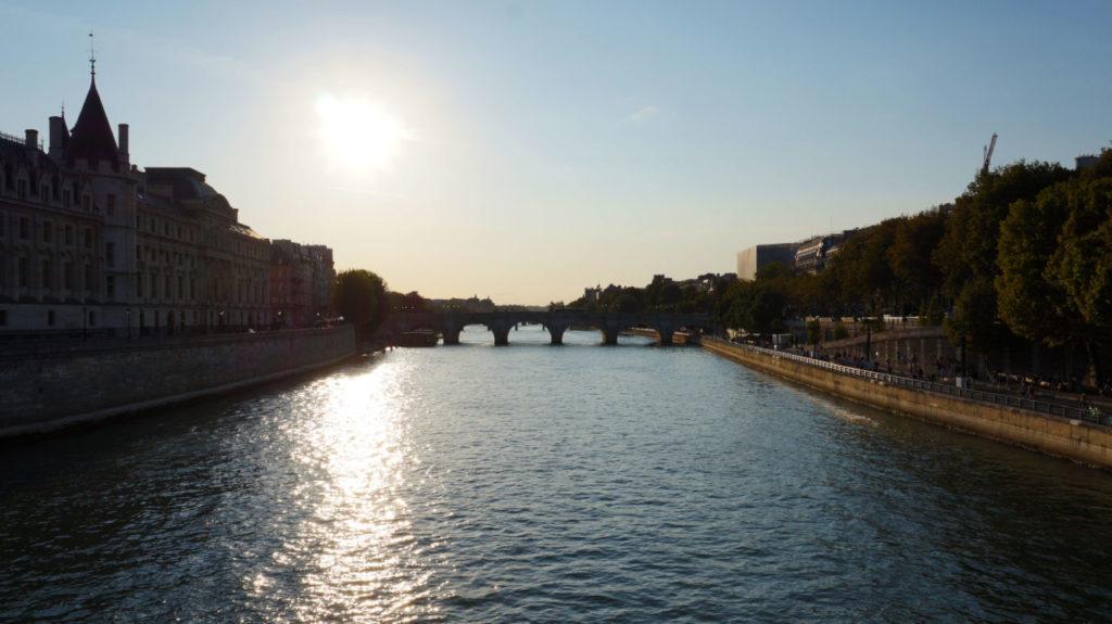 Париж за 2 дня: набережная Сены париж туры париж все об париже что смотреть париж Париж за 2 дня Paris 16 1024x575
