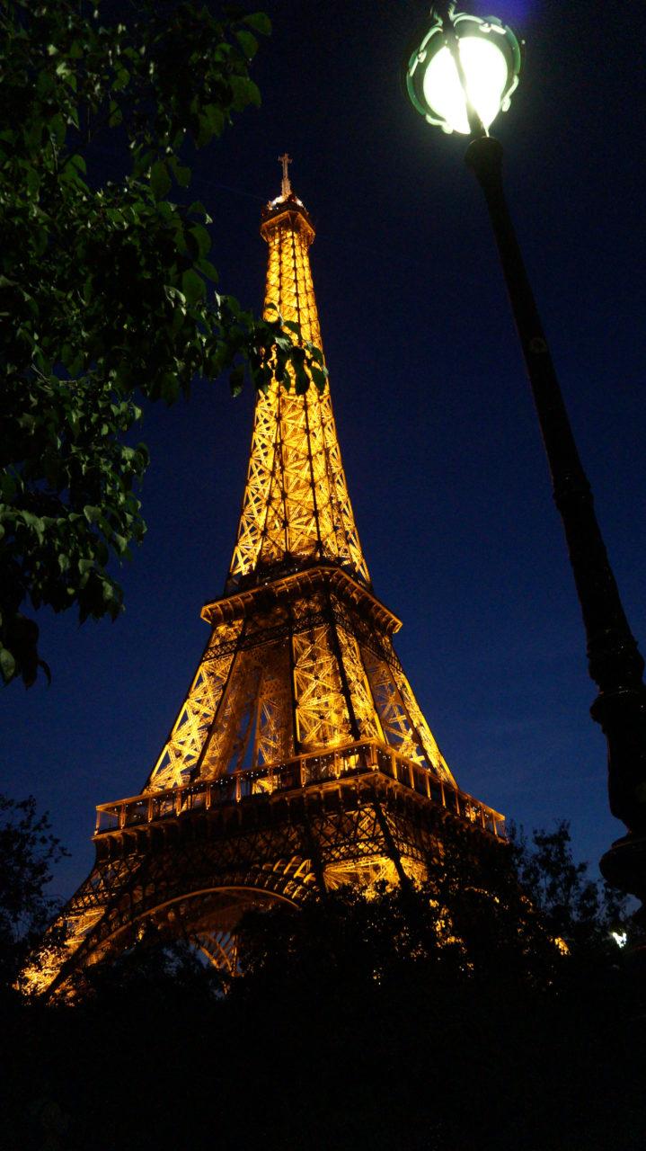 Париж за 2 дня: Эйфелева башня