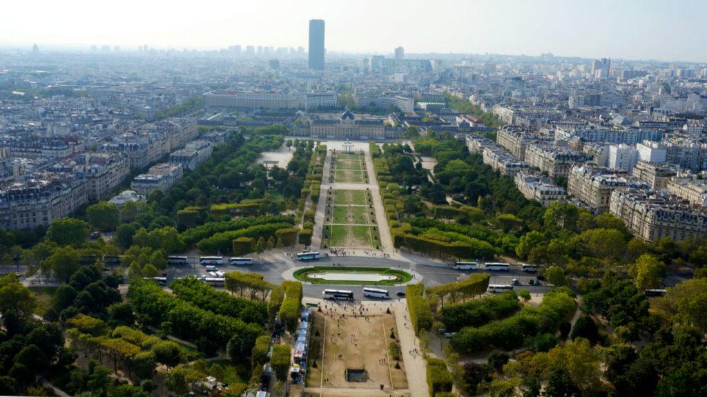 Париж за 2 дня: Смотровая площадка Эйфелевой башни париж туры париж все об париже что смотреть париж Париж за 2 дня Paris 27 1024x575