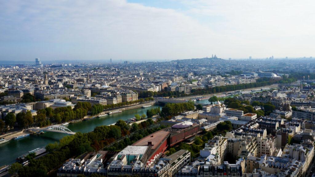 Париж за 2 дня: Смотровая площадка Эйфелевой башни париж туры париж все об париже что смотреть париж Париж за 2 дня Paris 28 1024x575