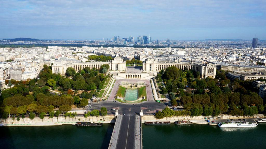 Париж за 2 дня: Смотровая площадка Эйфелевой башни париж туры париж все об париже что смотреть париж Париж за 2 дня Paris 30 1024x576