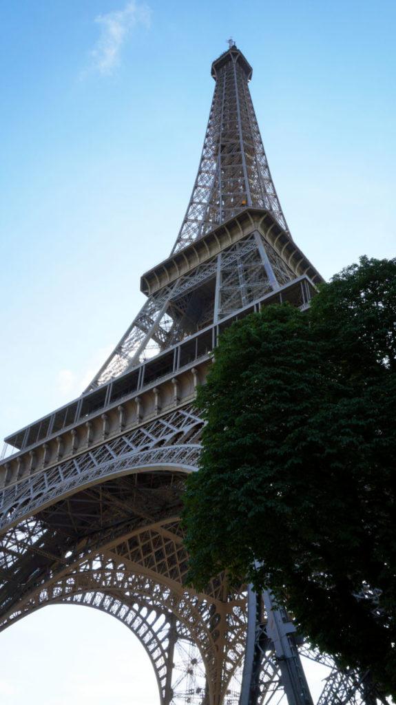 Эйфелева башня париж туры париж все об париже что смотреть париж Париж за 2 дня Paris 34 575x1024