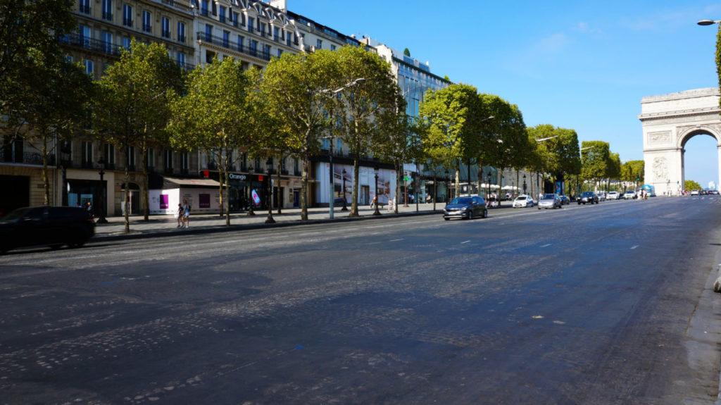 Париж за 2 дня: Елисейские поля париж туры париж все об париже что смотреть париж Париж за 2 дня Paris 39 1024x575