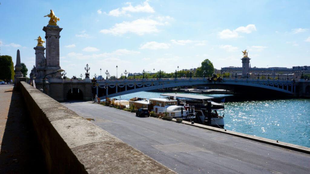 Париж за 2 дня: набережная Сены париж туры париж все об париже что смотреть париж Париж за 2 дня Paris 42 1024x575