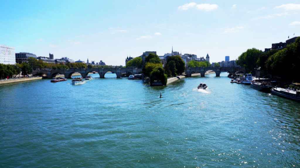 Париж за 2 дня: набережная Сены париж туры париж все об париже что смотреть париж Париж за 2 дня Paris 46 1024x575