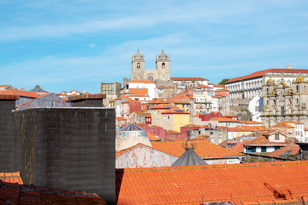 Порту, Португалия: Miradouro da Vitoria