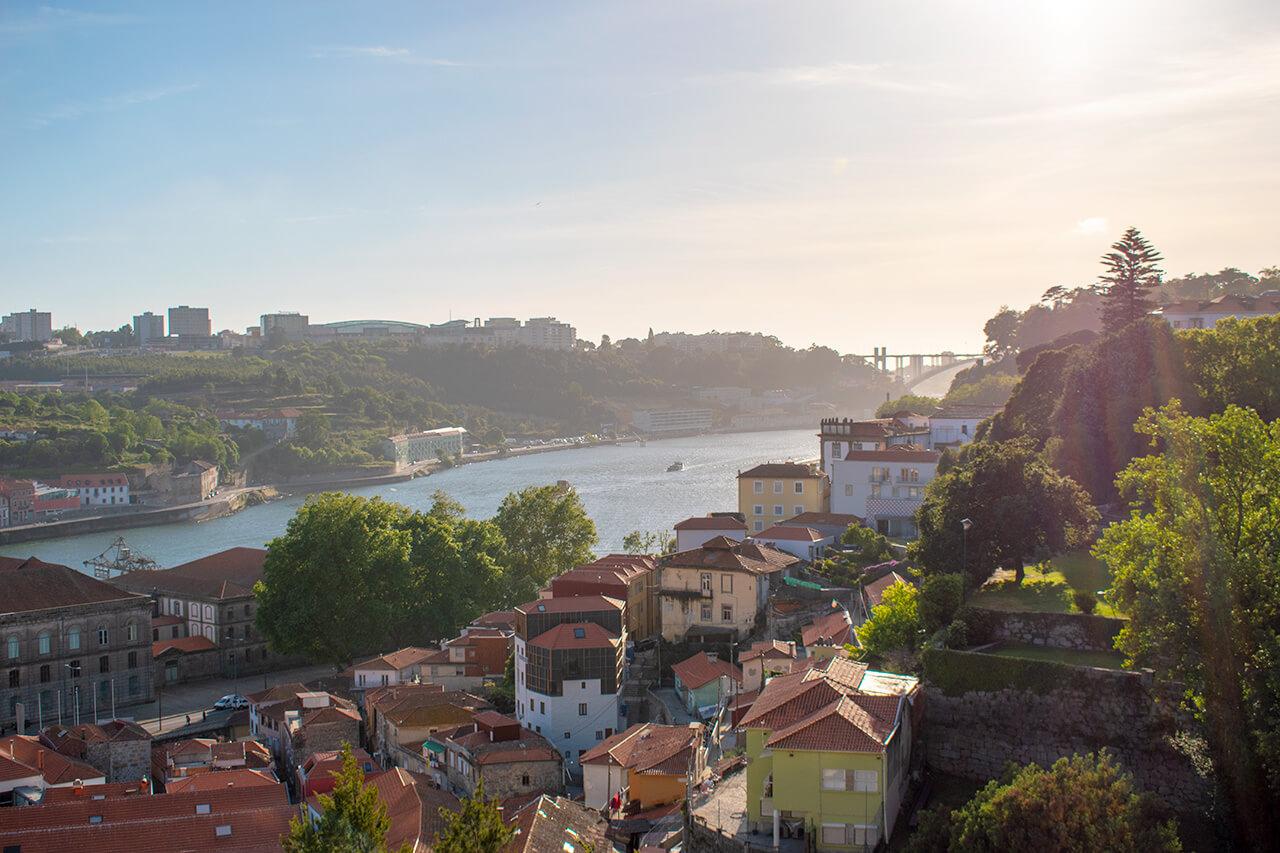 Порту, Португалия: Calcada das Vertudes