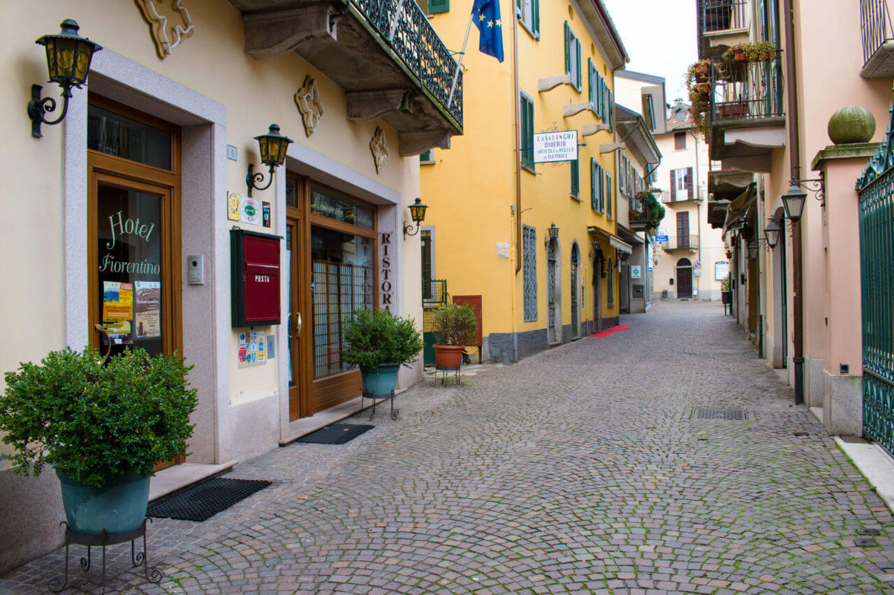 Стреза, Италия