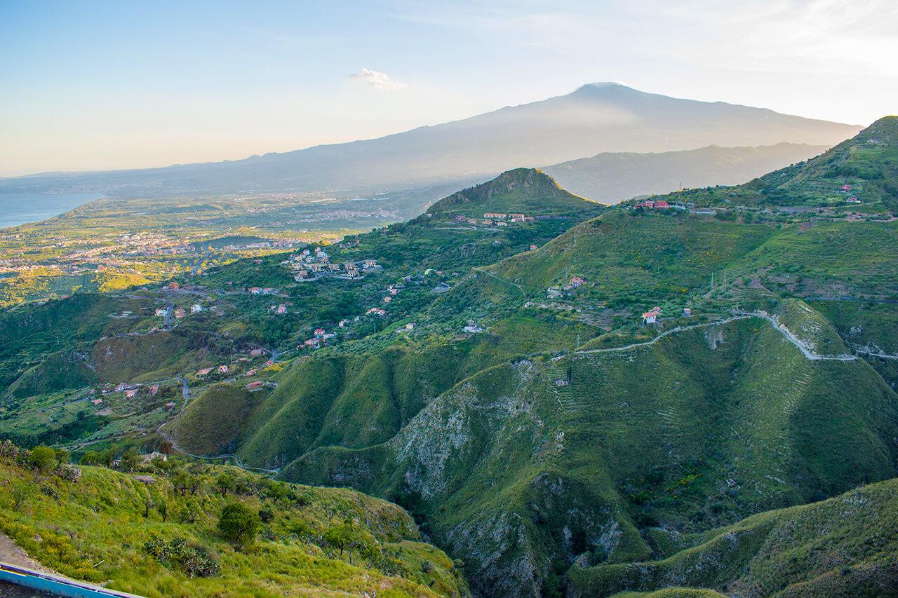 Таормина, Сицилия: деревня Кастельмола Таормина Таормина, Сицилия Taormina 22