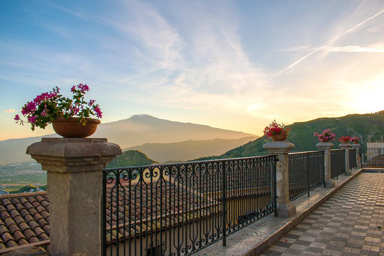 Таормина, Сицилия: деревня Кастельмола Таормина Таормина, Сицилия Taormina 24