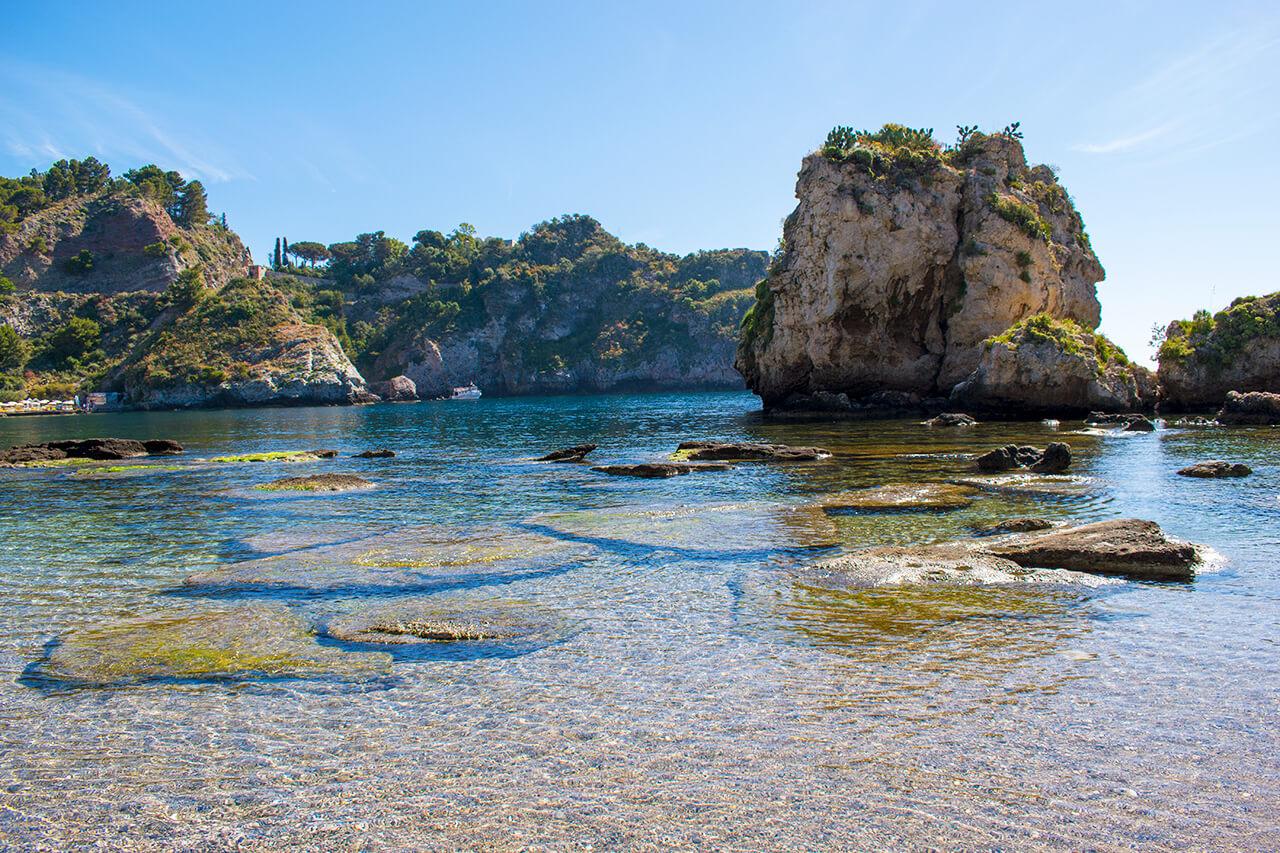Таормина, Сицилия: Isola Bella Таормина Таормина, Сицилия Taormina 49