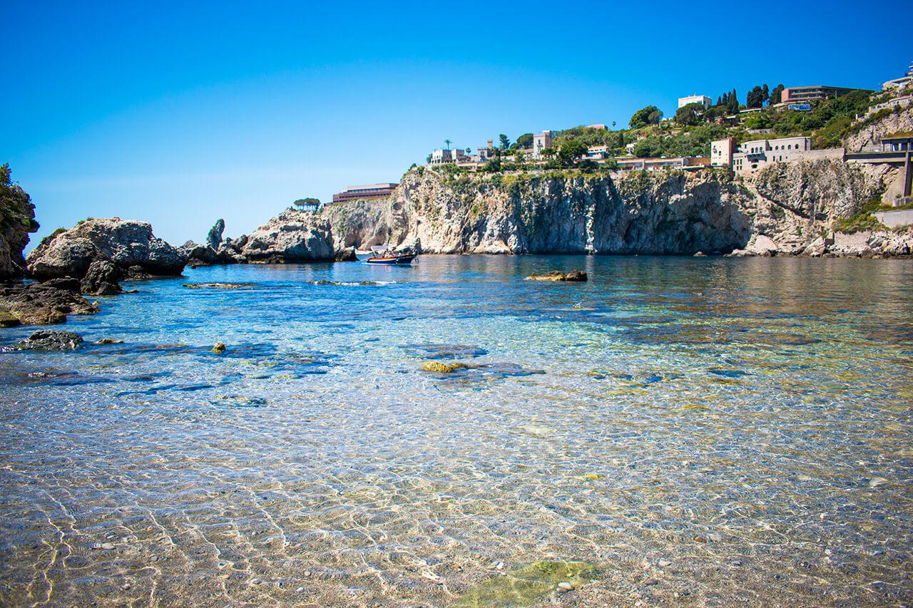 Таормина, Сицилия: пляж Mazzaro Таормина Таормина, Сицилия Taormina 54
