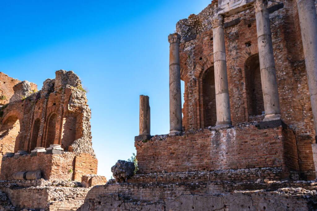 Таормина, Сицилия: Греческий театр