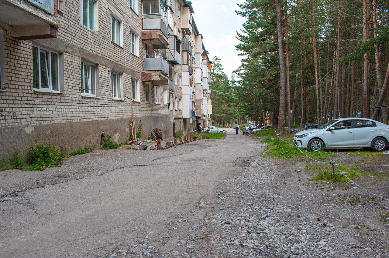Терскол, Приэльбрусье